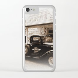 Scotty's Clear iPhone Case