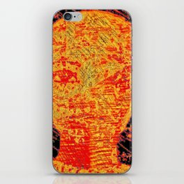 king Tut series 2 iPhone Skin