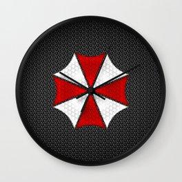 Umbrella Corps Wall Clock