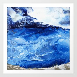 Ocean of Dreams Art Print