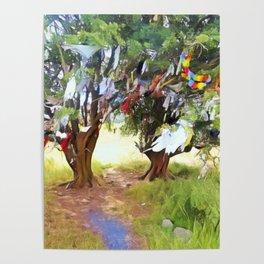 Wishing Tree on Tara Hill Poster