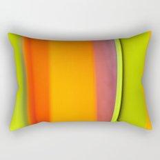 Chair Colors Rectangular Pillow