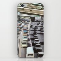 cars iPhone & iPod Skins featuring cars by danielrcart