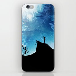 Dante's Inferno: Circle of Treachery iPhone Skin