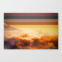 Colorscape V Canvas Print