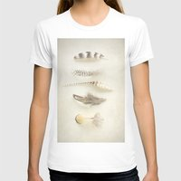 feather T-shirts featuring Feather by Pure Nature Photos