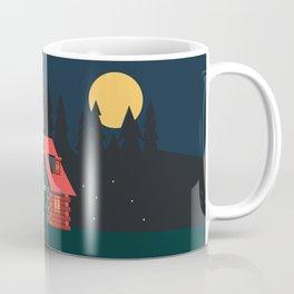 Cabin Home Coffee Mug