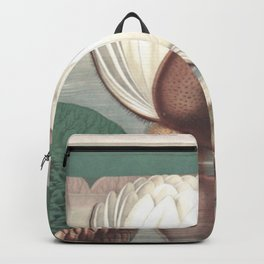Amazon Water Lily Backpack