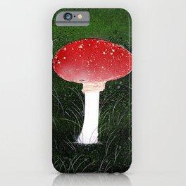 Toadstool iPhone Case