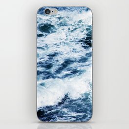 Each Wave Brings You CLOSER To the Shore iPhone Skin