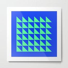 Tilt Metal Print