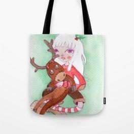 Princess Moose Tote Bag