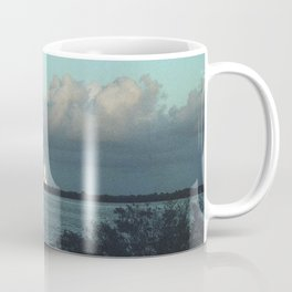 SpaceX at Dusk Coffee Mug