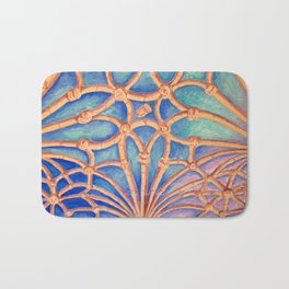 Geometry in the cloister Bath Mat