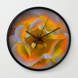 Rose 300 Wall Clock