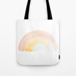 Choose Joy Rainbow Tote Bag