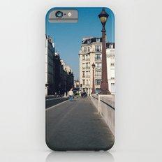 Perfect Day in Paris - Ile Saint Louis iPhone 6s Slim Case