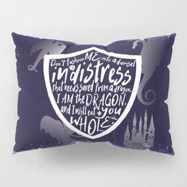 I am the Dragon Pillow Sham