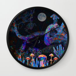 5th Dimension Wall Clock