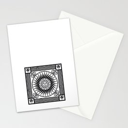 Celtic_001 Stationery Cards