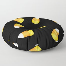 Candy Corn Floor Pillow