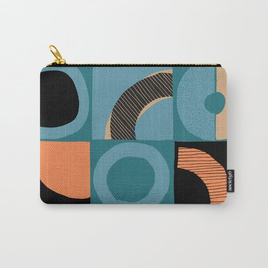 pattern 044 Carry-All Pouch
