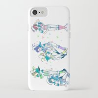 iwatobi iPhone & iPod Cases featuring Missed the Boat by Alyssa Tye