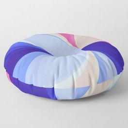 geometric imagery -04- Floor Pillow