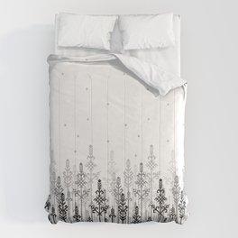 White field Comforters