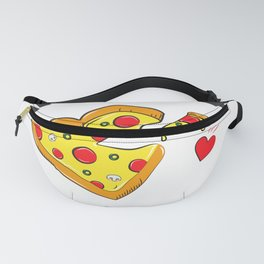 In Pizza we trust Fanny Pack