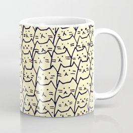 Cat 244 Coffee Mug