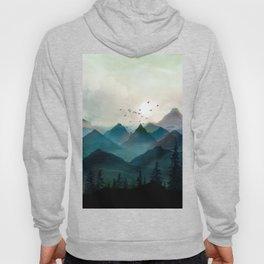 Mountain Sunrise II Hoody