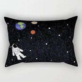 Space Odyssey Rectangular Pillow