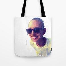 Fantasy portrait Tote Bag