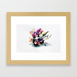 Cosmetic  Framed Art Print
