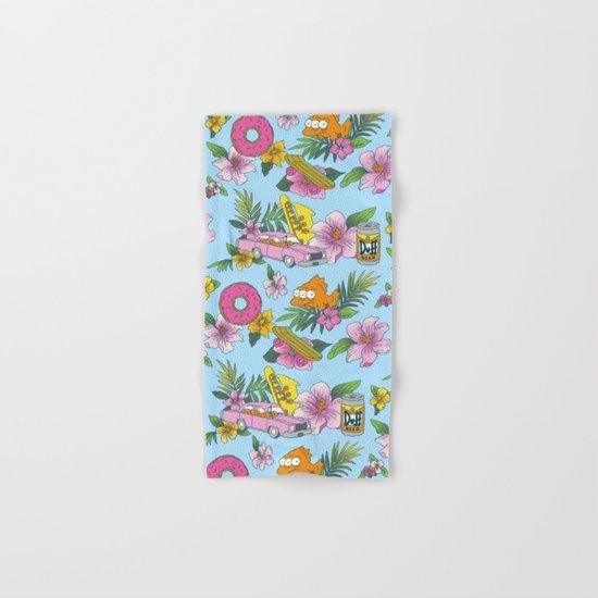 Scenic Springfield Hand & Bath Towel