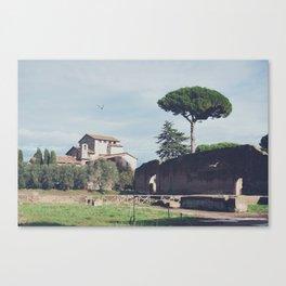 Roma Antica (18) Canvas Print
