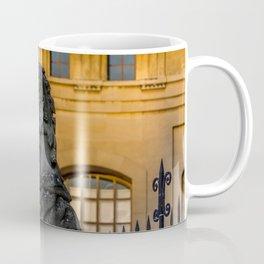 Emperors Head at Oxford University England Coffee Mug