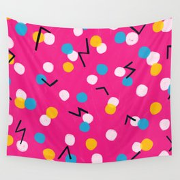 Dance Color Pop (3 of 4) Wall Tapestry