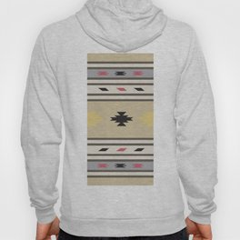 American Native Pattern No. 131 Hoody