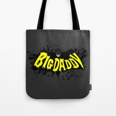 Big Daddy Splash logo Tote Bag