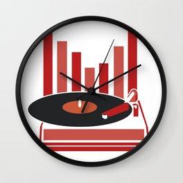 Love Vinyl Wall Clock
