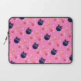 Chibi Moon Pattern / Sailor Moon Laptop Sleeve