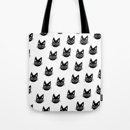 Black Kittens Tote Bag
