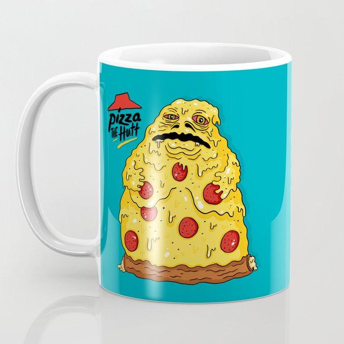 Pizza The Hutt Coffee Mug