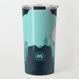 Welcome To Monsters, Inc. Travel Mug
