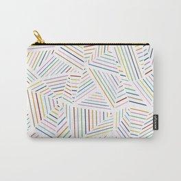Ab Linear Rainbowz Carry-All Pouch
