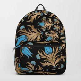 Turkish tulip - Ottoman tile 4 Backpack