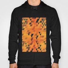 Gold Pattern Hoody