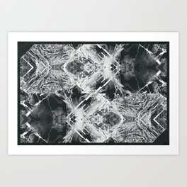 ZZ Art Print